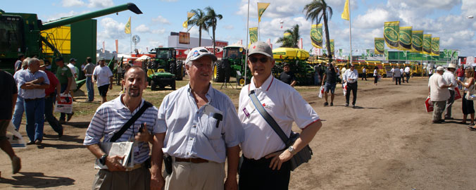ExpoAgro Argentina - Cazenaves and Richard